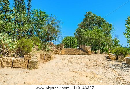 The Way To Roman Villas
