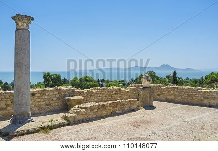 The View On Cap Bon