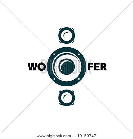 Subwoofer Symbol