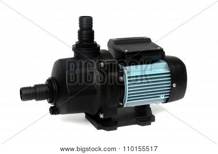 Electric motor for whirlpool