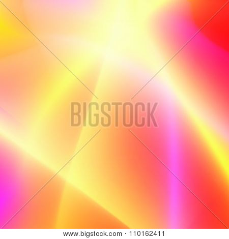 Blur Light Gentle Gradient Background Brochure