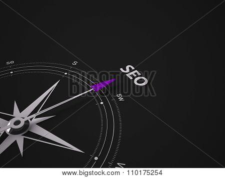 Conceptual 3D Compass