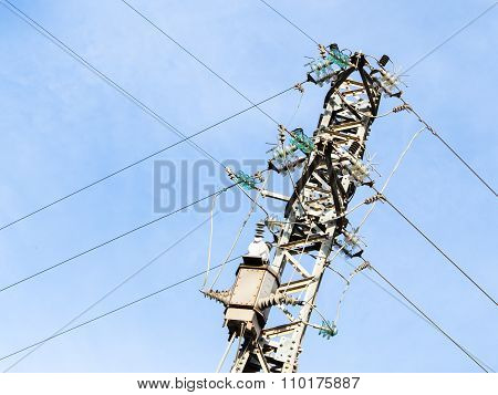 Particular Of A Pylon