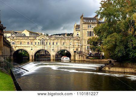 Pulteney Bridge Bath Uk