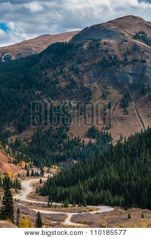 Million Dollar Highway Colorado