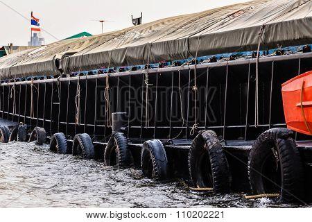 Barge Side