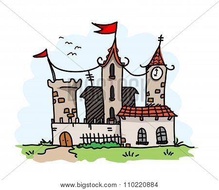 Medieval Mansion