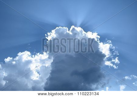 Cloudwith A Silver Lining
