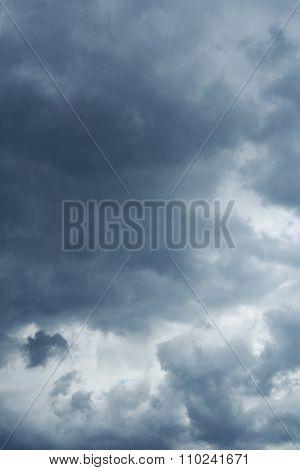 Cloudy Sky.