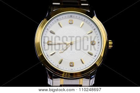 Luxury Watch On A Box
