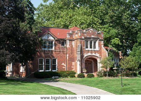 Castle-like Old Home