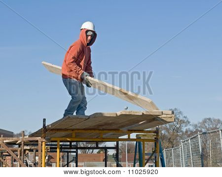 Planks for Scaffolding