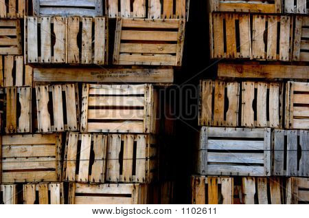 Wooden Boxes #1
