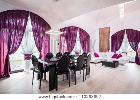 Dining And Relaxing Area