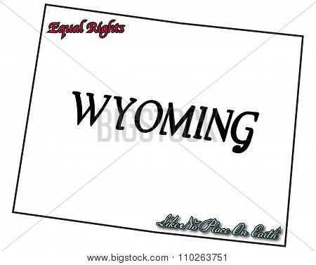 Wyoming State Motto And Slogan