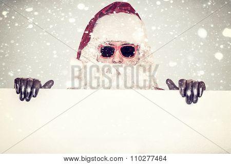 Santa Copy Space