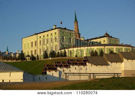 Kazan Kremlin And The Governor's Palace, Kazan