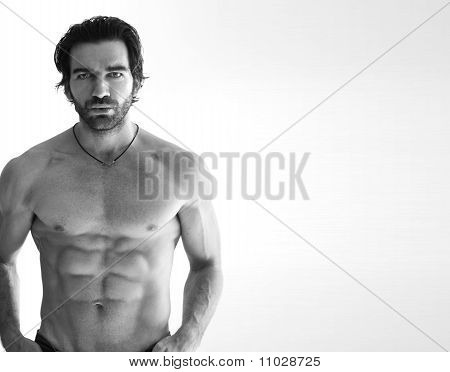Sexy Serious Guy