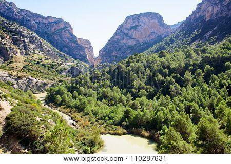 Caminito Del Rey Valley