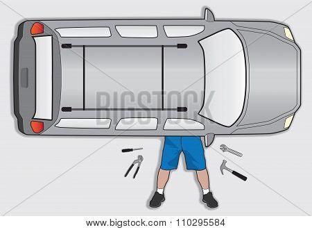 Amateur Mechanic
