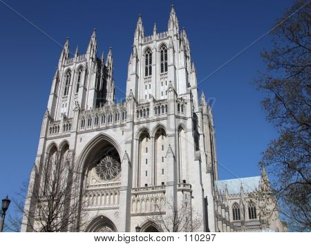 Catedral - Nacional de Washington