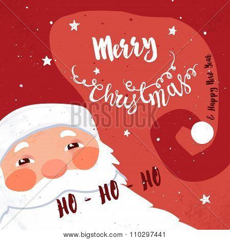 Xmas printable. Santa