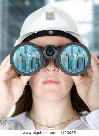 Female Architect Vision
