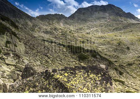 Amazing Landscape of Momin Dvor Peak, Pirin Mountain