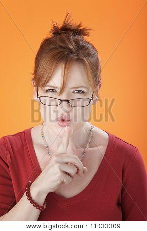 Silencing Woman