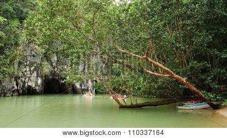 Puerto Princesa Palawan Underground River
