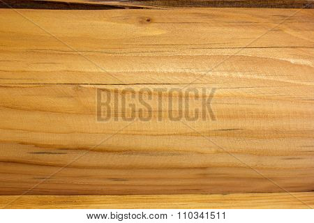 The Log Cabin Wall As A Background