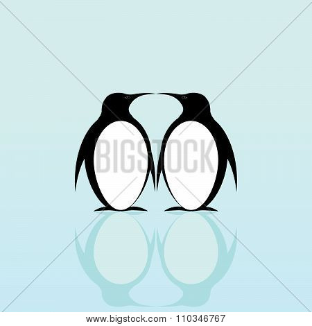 icon penguin.