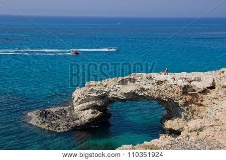 Bridge Lovers, The Mediterranean Sea, Cyprus