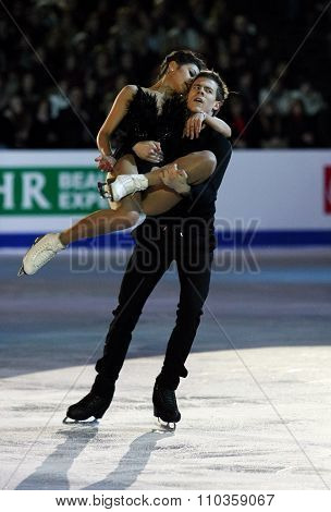 Elena Ilinykh / Nikita Katsalapov Gala