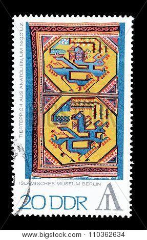 1972 German Democratic Republic