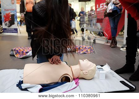 Training For Artificial Respiration