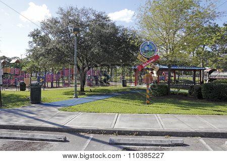 Junior League Play Park