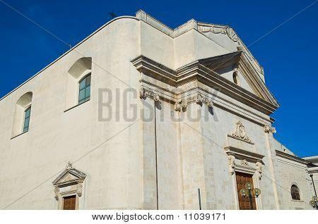 St. Maria Assunta Church. Sannicandro di Bari. Apulia.