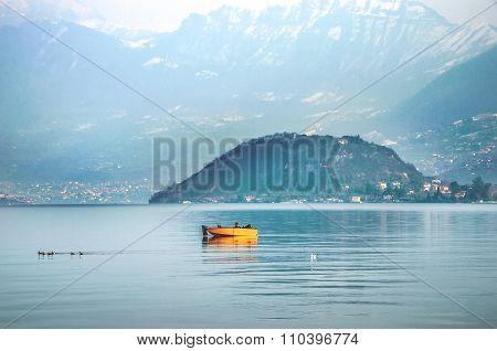 Lago Iseo - Monte Isola -