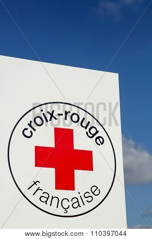 French red cross