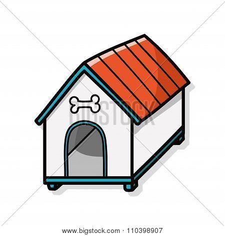 Dog House Doodle