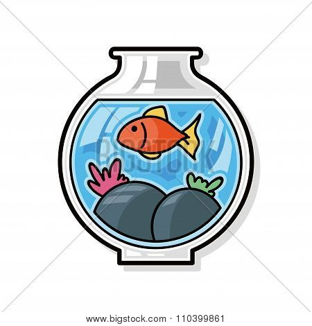 Fish Bowl Doodle