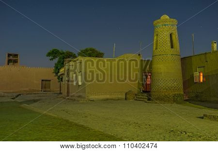 The Tiny Minaret