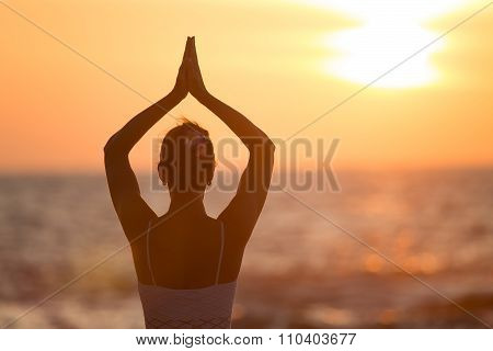 Yoga By Woman
