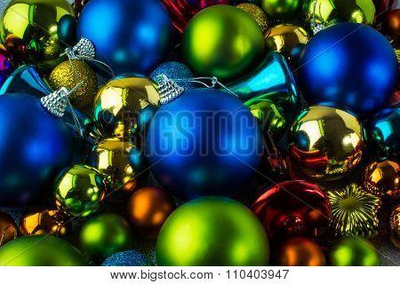 Christmas Colorful Ornament