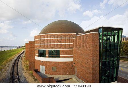Planetarium In Baton Rouge