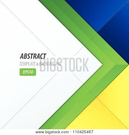 Background Overlap Dimension Modern, Brazil Style