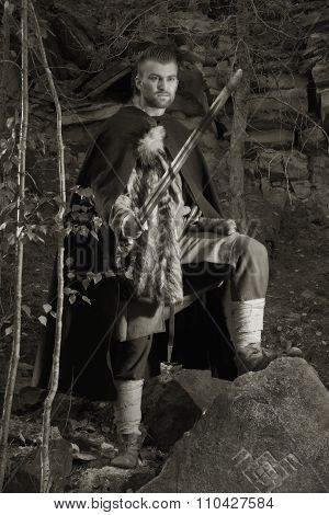 Viking. Nordic Warrior