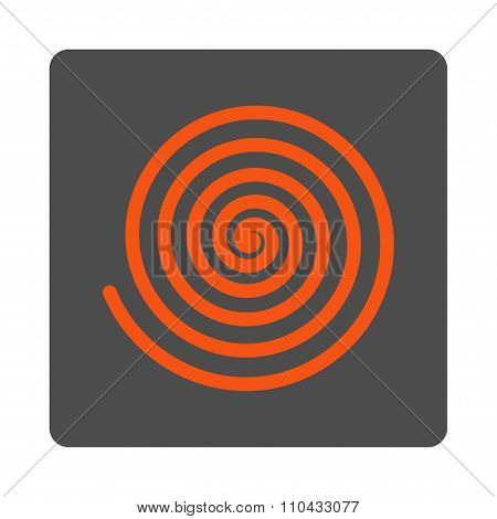Hypnosis Rounded Square Button
