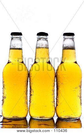 Serie de bebidas: cerveza